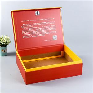 factory luxury Paper Packaging new products eco custom made paper gift box