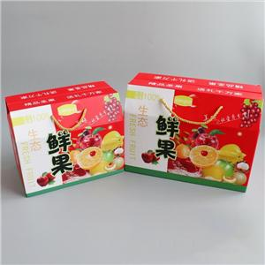 manufacturer kraft paper fruit paperboard corrugated box
