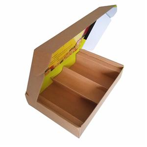 OEM Factory wholesale printing corrugated paper box