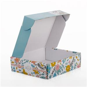 Factory Manufacturer wholesale cheap printed corrugated retail packaging shoe box
