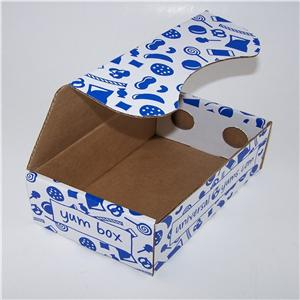 Factory Manufacturer custom packaging corrugated paper carton bulk boxes