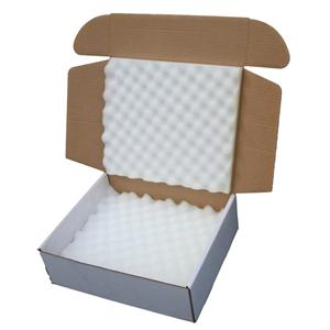 Factory Manufacturer recycle colorful folding corrugated paper shoe box