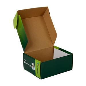 Factory Manufacturer printing corrugated paper package mail box