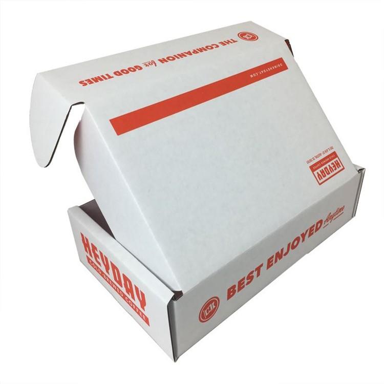 Factory Manufacturer custom wine folding corrugated plastic packaging box