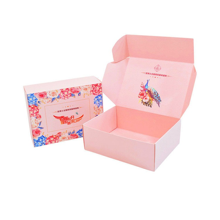 Factory Manufacturer largest manufacturers corrugated boxes with lid
