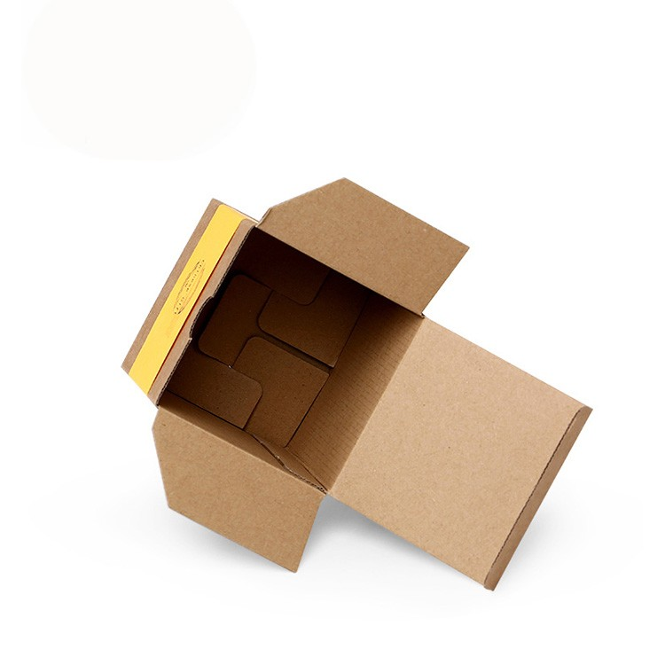 Paper Package Manufacturer corrugated cardboard shipping mailing box with logo