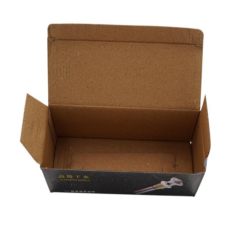 OEM Factory Custom fashionable design coffee cup corrugated box