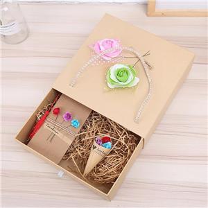 Produttore di scatole per imballaggio I più nuovi prodotti campioni gratuiti scatola di cartone kraft cartone ondulato per regali