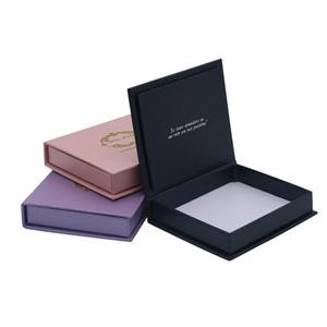 Customize Your Own Blank Drawer Custom False Eyelash Packaging Box