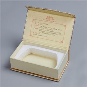 factory luxury cosmetic paper Simple design box