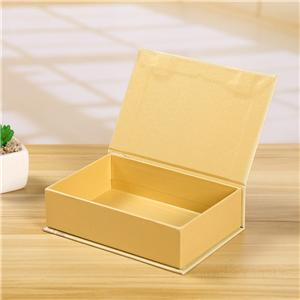 OEM Factory Creative customized cosmetic paper packaging box upscale exquisite gift box foldable gift box