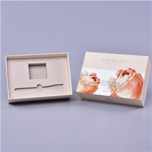 Factory Manufacturer large cosmetic magnetic paper packaging fancy gift box with lids