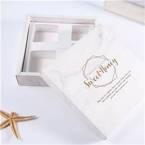 OEM Factory cosmetic gift box packaging