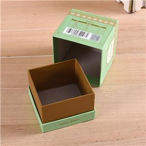 OEM Factory Small size rigid box customized printing cosmetic paper box packaging