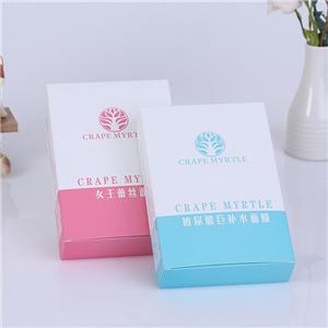 eco friendly Custom Logo Cardboard Paper Box Packaging