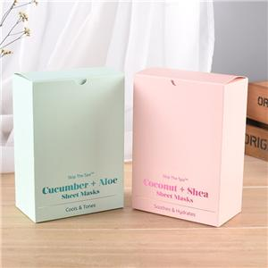 OEM eco friendly Wholesale cosmetic Printed Boxes