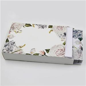 custom Factory eco friendly Facial mask cosmetic storage box