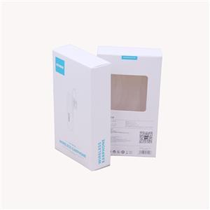 Factory custom earphone paperboard packaging box