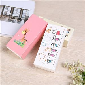 china factory custom wholesale cardboard clothing box