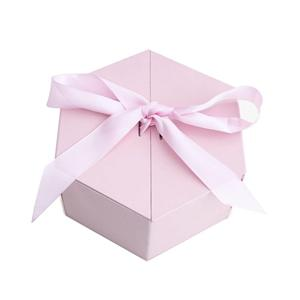 China Manufacturer Luxury Large Valentine Surprise Flower Pink Gift Paper Package Box