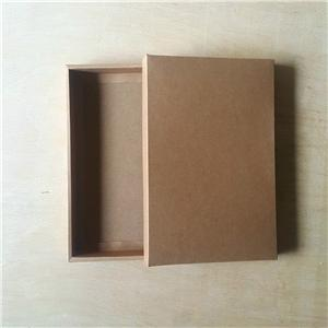Factory wholesale removeable lid phone case packaging paper box