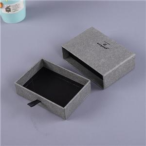 Caja de papel de joyería personalizada OEM / ODM Factory