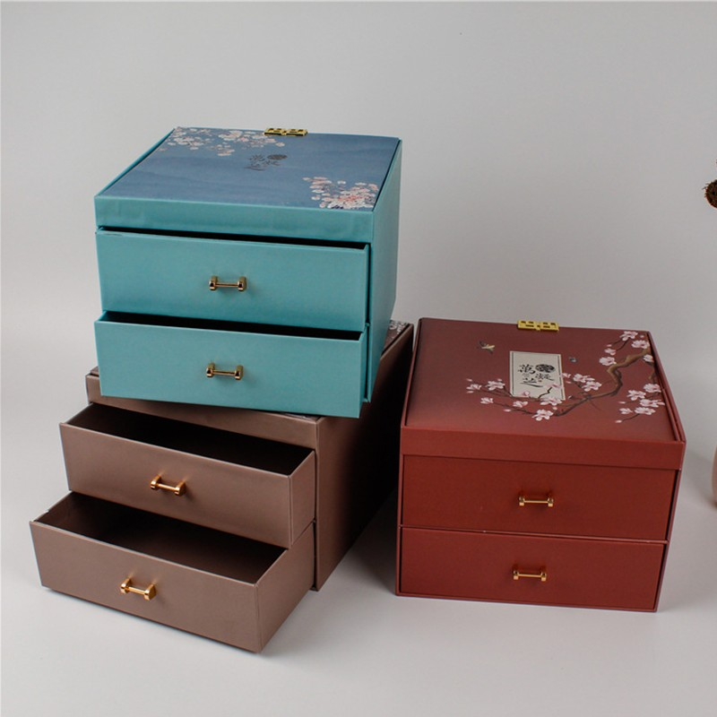 Factory Custom packaging paper gift jewellery boxes