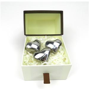 Caja de papel de joyería cosmética de lujo personalizada de fábrica