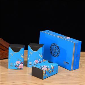 Factory Custom luxury tea packaging