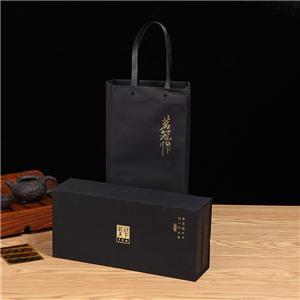 Caja de empaque de té de lujo personalizada de fábrica