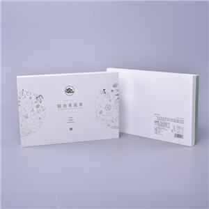 Factory Custom luxury gift tea packaging paper box