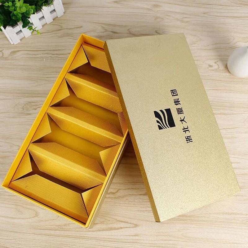 Factory Custom luxury tea packaging drawer paper box