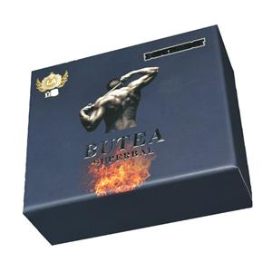 Embalaje de té magnético de lujo personalizado de fábrica