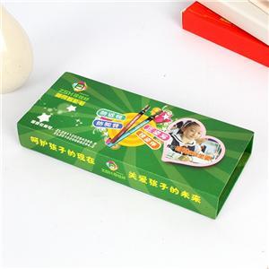 Caja de regalo de empaquetado de té magnético de lujo personalizado de fábrica