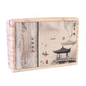 Fábrica personalizada de lujo taza de té caja de regalo de embalaje