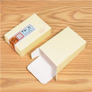 Embalaje de caja de regalo de lujo personalizado del cajón de té