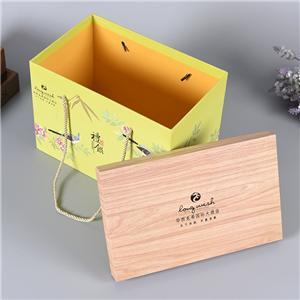 Factory Custom luxury print gift box