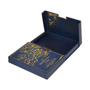 Factory Custom luxury magnetic gift tea boxes