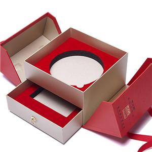 Factory Custom luxury magnet gift packaging paper box