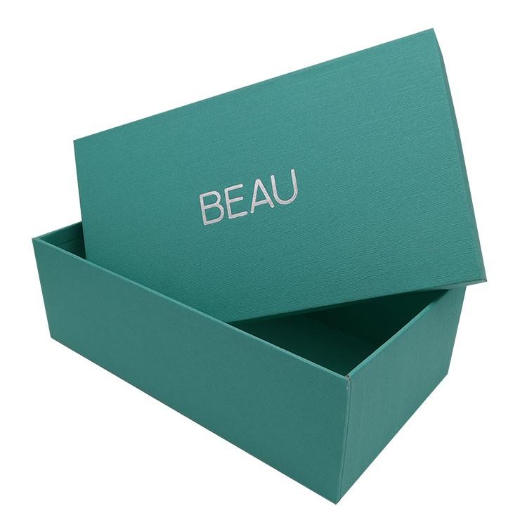 Factory Custom luxury Jewelry Cardboard Box