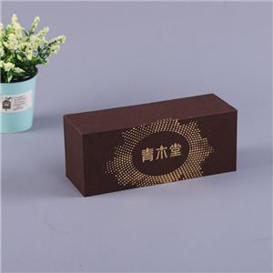 Factory Custom luxury special color gift box