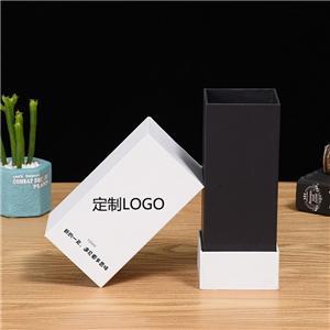 Mousse de boîte-cadeau d'emballage de luxe personnalisé en usine