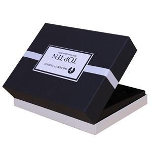 Cajas rígidas de papel de lujo personalizadas de fábrica