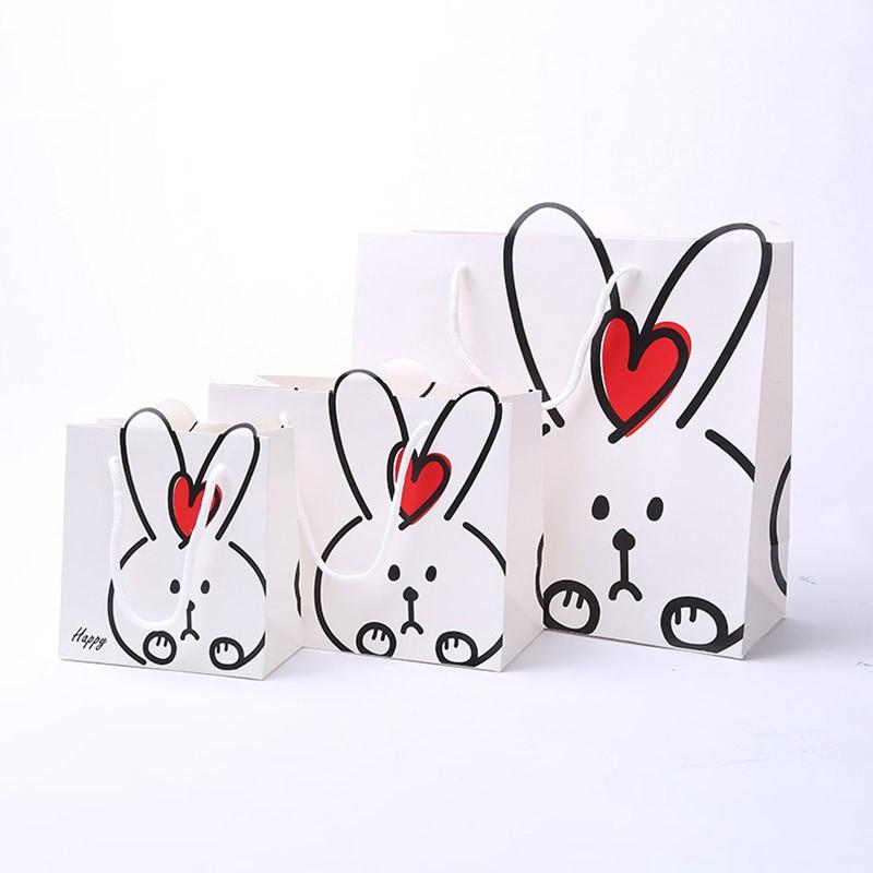 الصين مصنع مخصص الكرتون هدية ورقة كيس