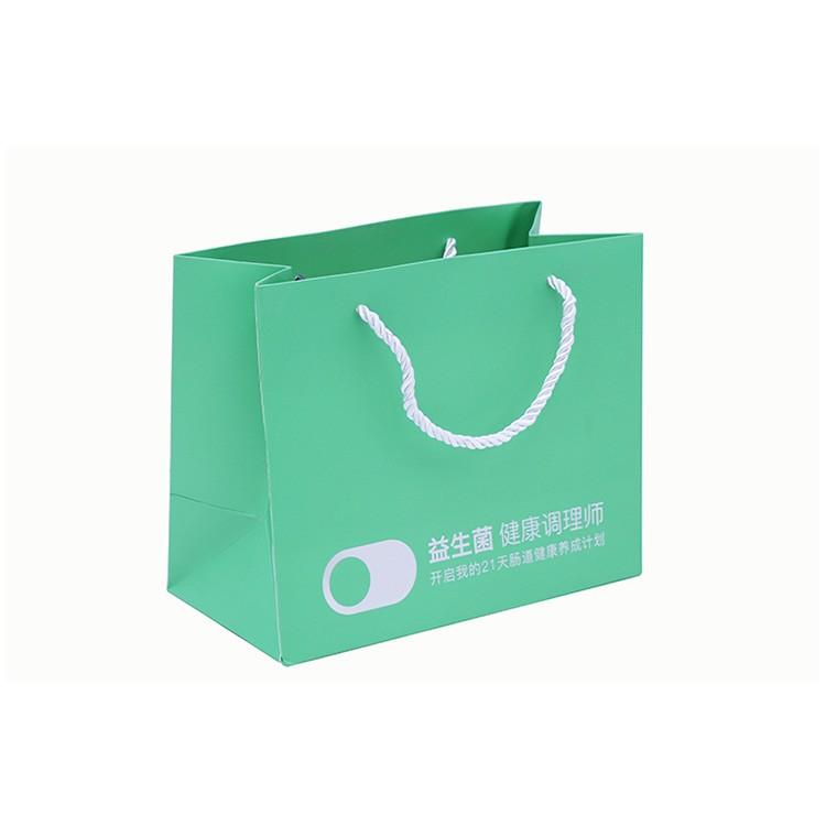 الصين مصنع كيس ورق مخصص مع طباعة الشعار