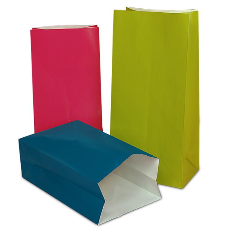 الصين مصنع مخصص حقيبة تسوق ورقة colorflu