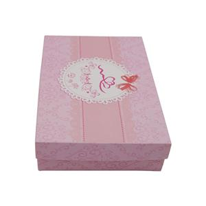 Factory Custom printed coated paper gift boxes