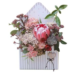 Factory Custom flower printing coated paper gift box