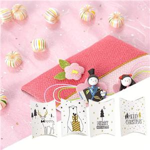 Factory Custom candy white coated paper packaging gift box