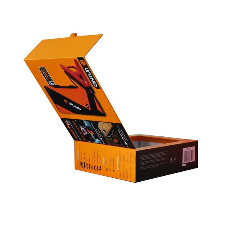 оптом пользовательские магнит Печатная бумага подарочная коробка